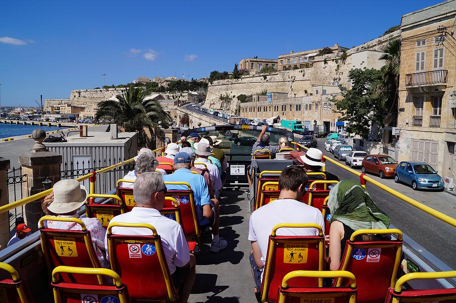 Resa runt på Malta